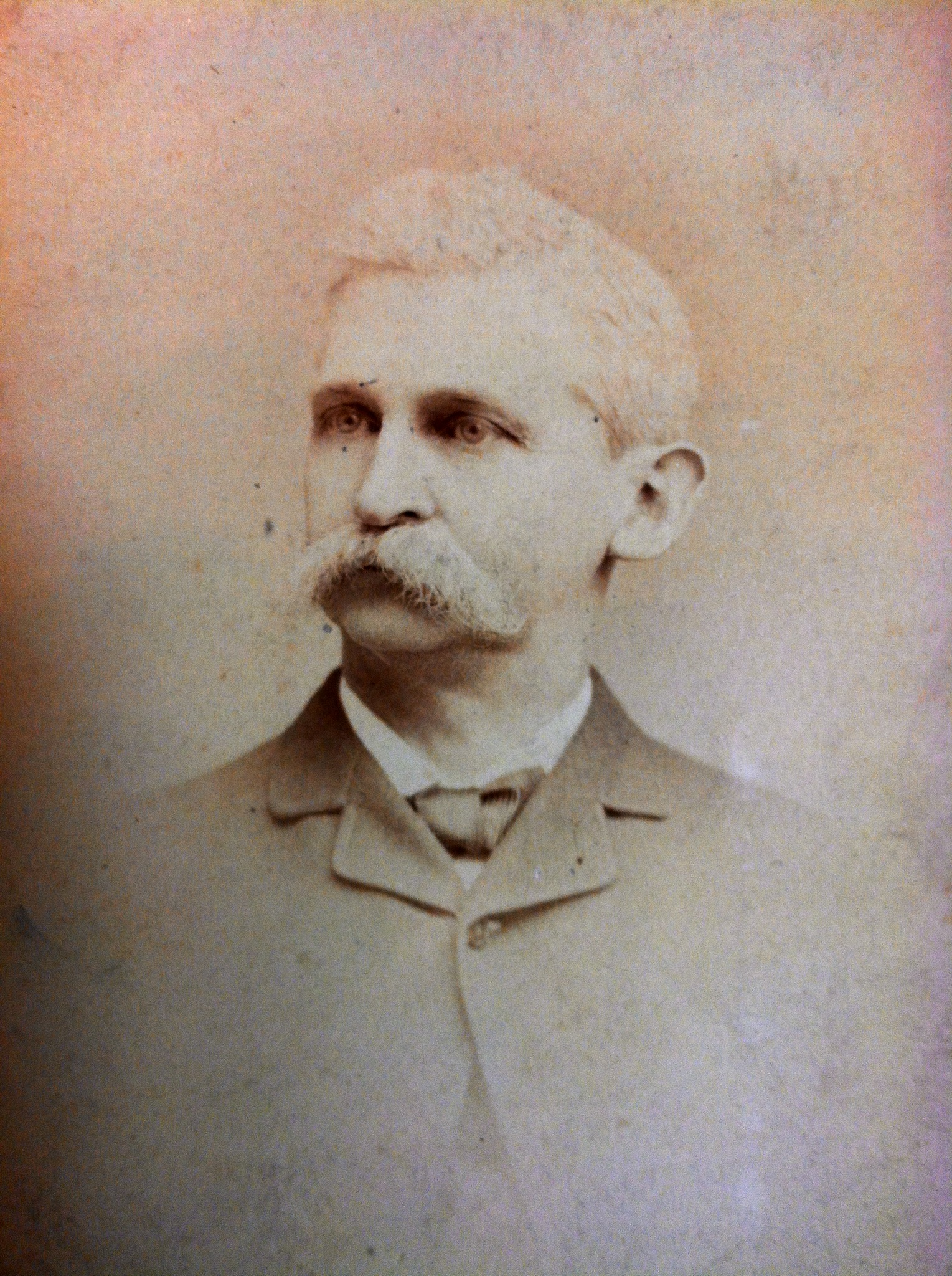 Charles Wesley Hallett, Sr. (b.1831)